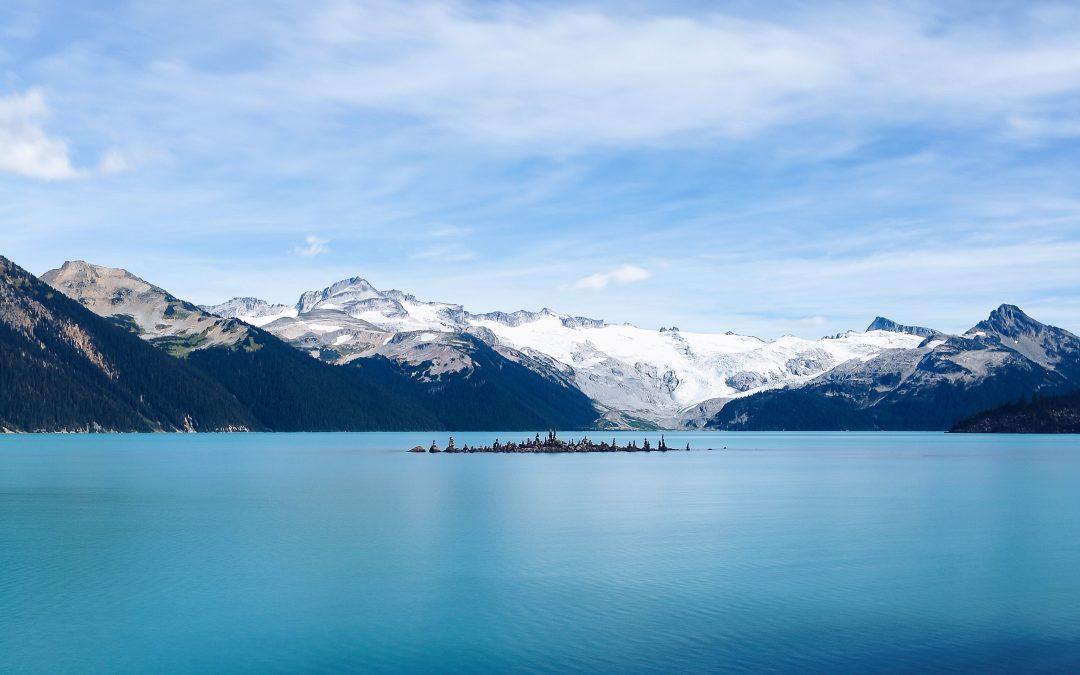 Squamish Barge Spill