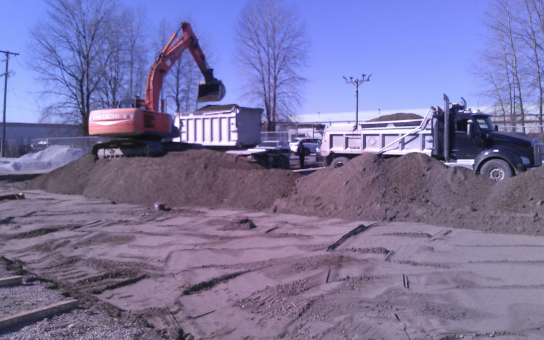 Contaminated Soil Relocation in BC